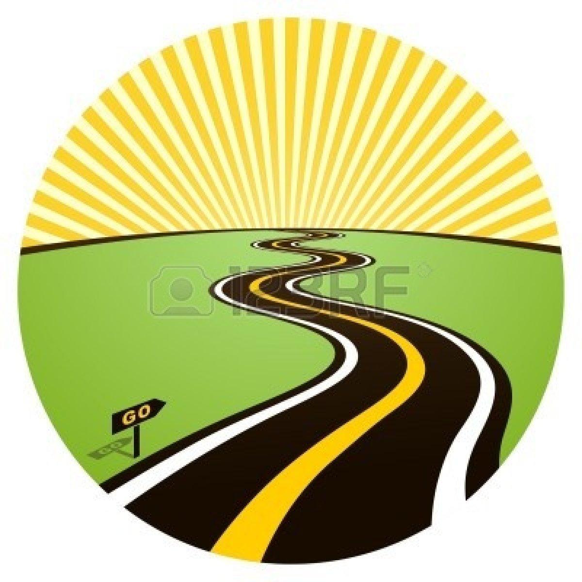 Roads Clipart