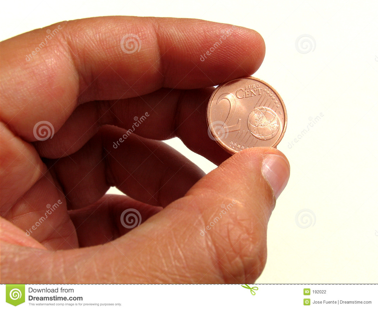 Just My Two Cents Stock Photography   Image  192022