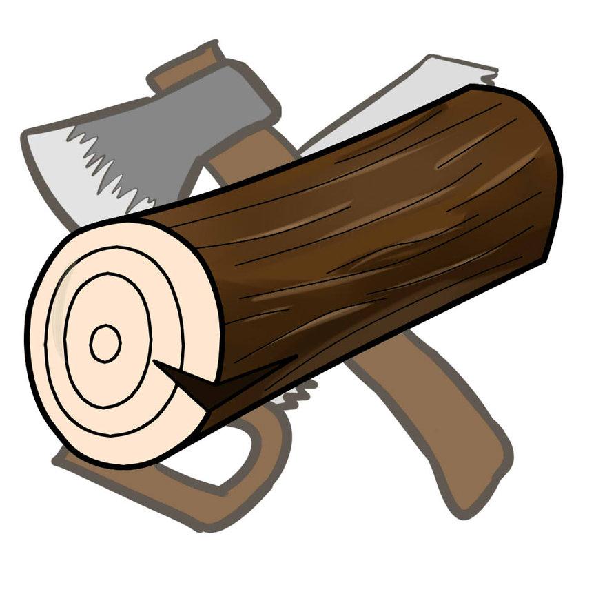 Timber Logs Clip Art ~ Sawmill clipart suggest
