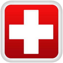 Red Cross Outline Clipart - Clipart Kid