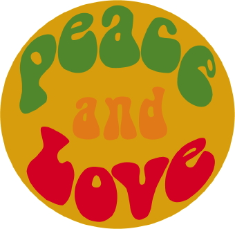 Peace And Love Party Supplies