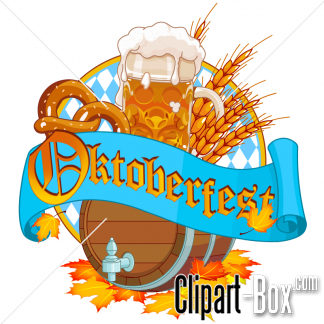Related Oktoberfest Frame Cliparts