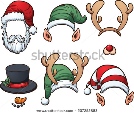 Christmas Elf Free Vector   4vector