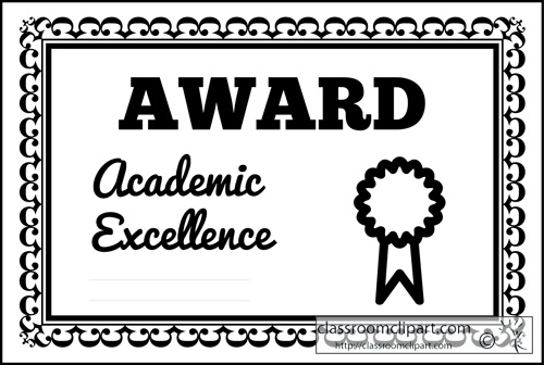 Excellence Award Clipart - Clipart Kid