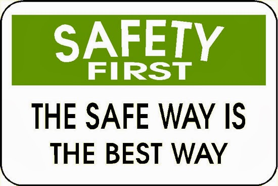 Covered Personal Safety Our Job Was To Identify Safety Hazards And