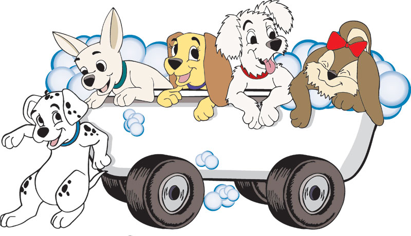 Dog Grooming Clipart Dog Grooming Clipart