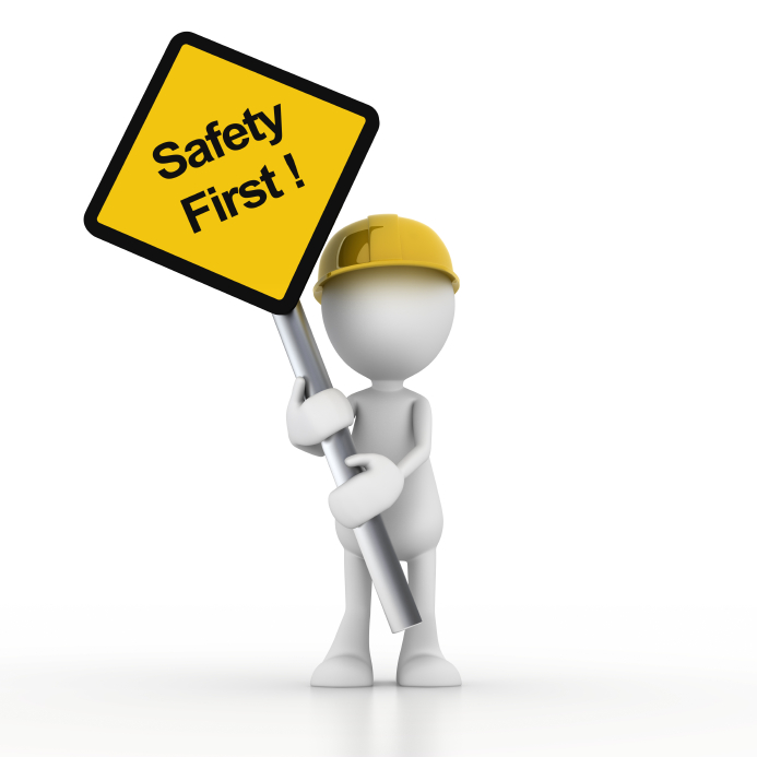 Think Safe Clipart - Clipart Kid