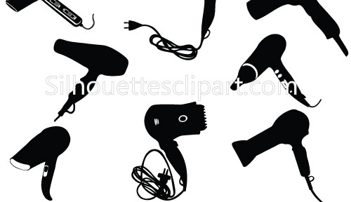 Hair Dryer Svg | New Hairstyles