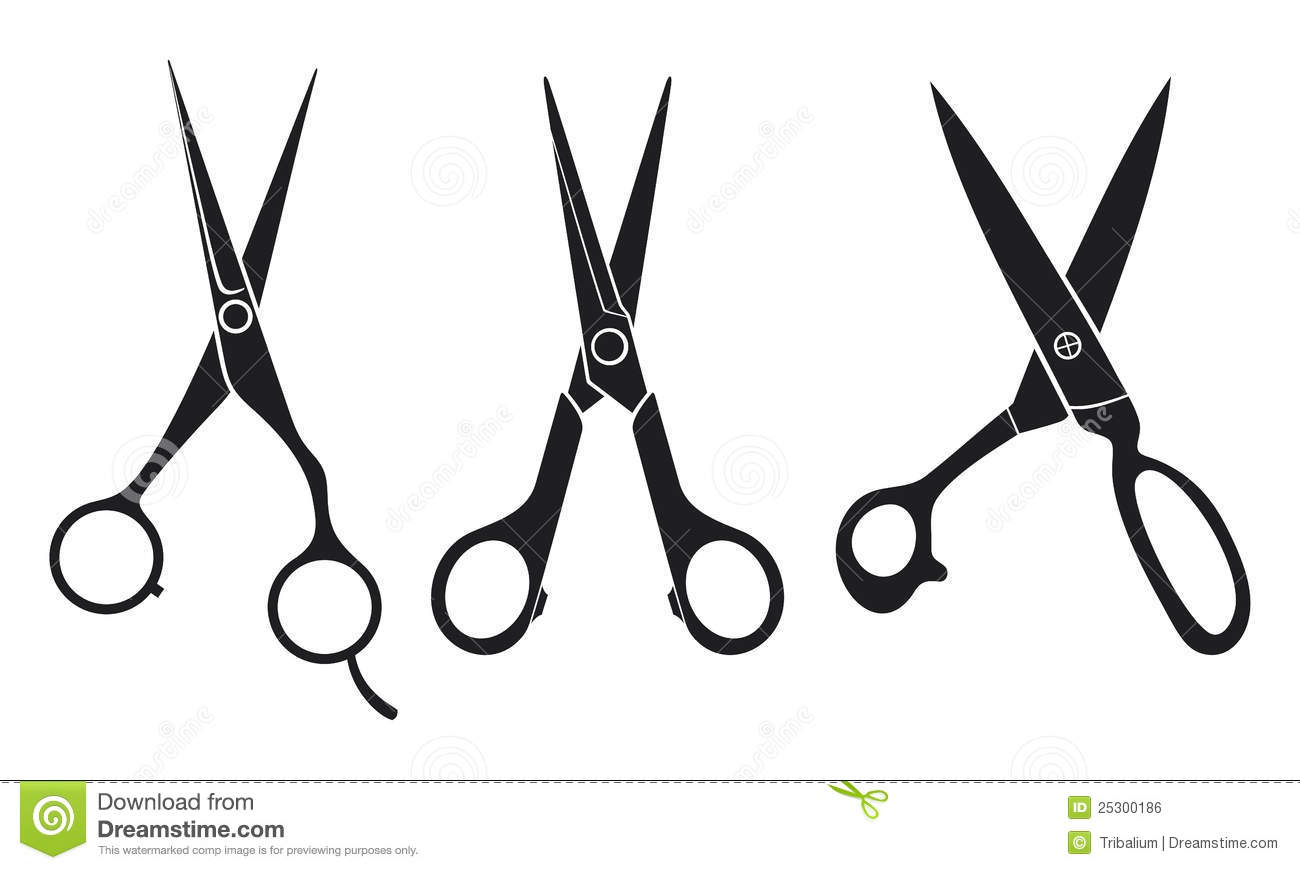 Hair Scissors Silhouette   Clipart Panda   Free Clipart Images