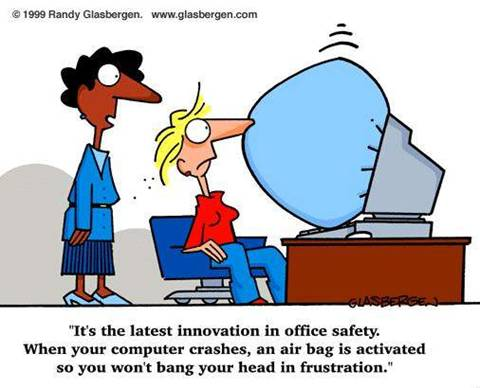 Thread Funny Computer And Office Related Cartoons #T2hJ06 ...