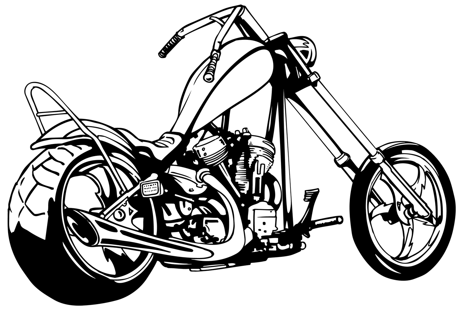 Image result for motorcycle clipart