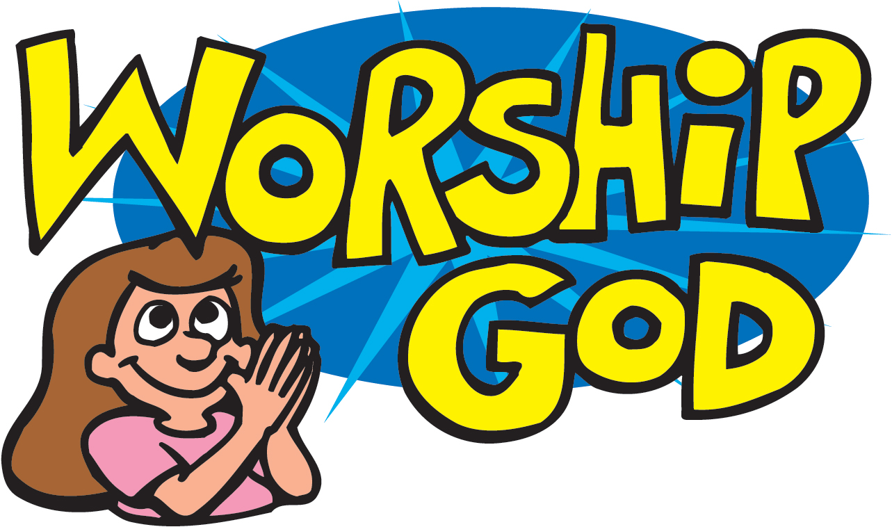Children Worshipping God Clipart Sunday worship clipart - clipart kid Youth Worship Logo