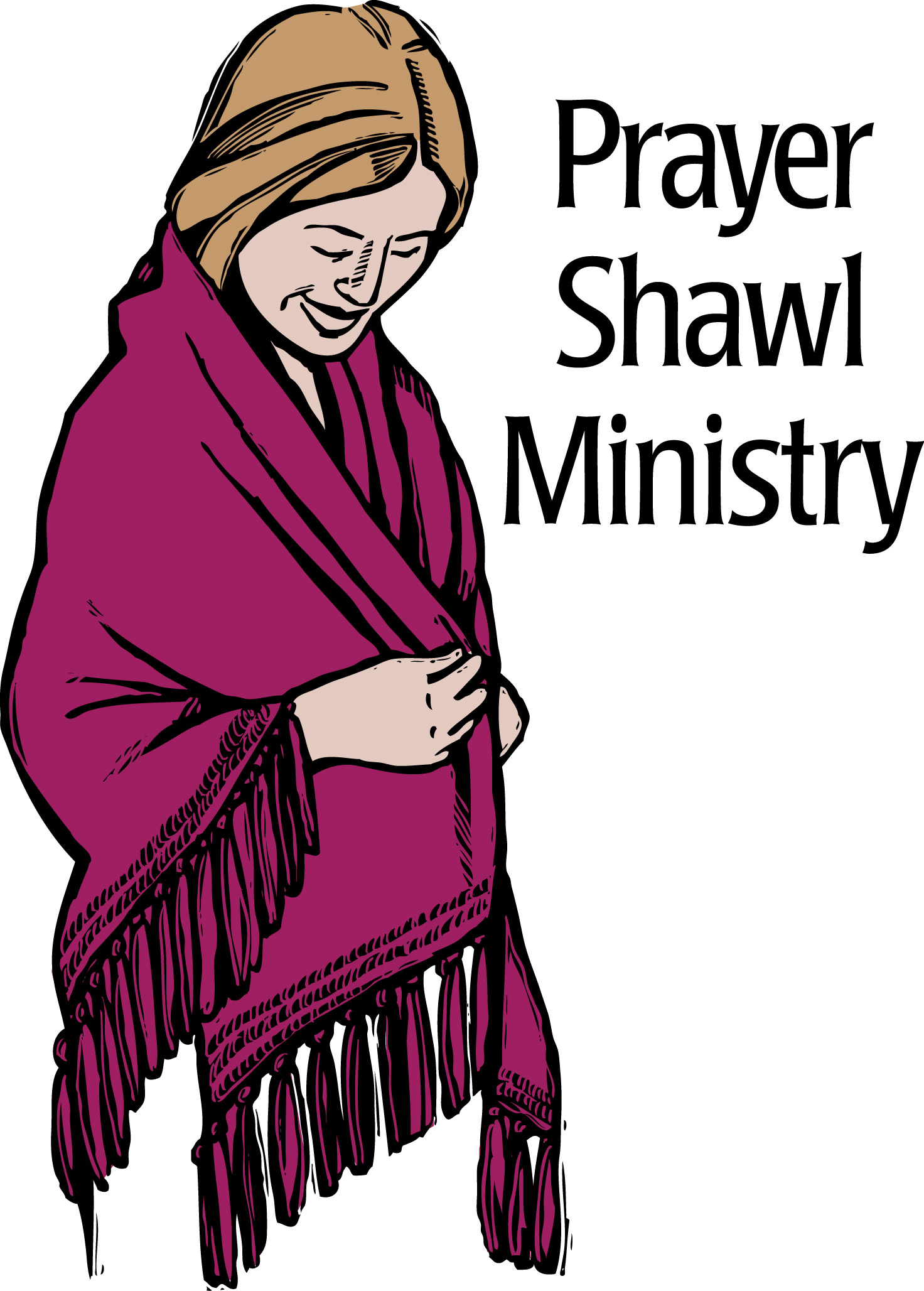 Group Prayer Clipart Prayer Shawl Ministry