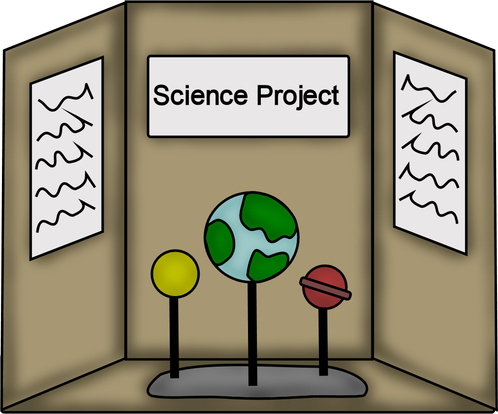 Image result for science project clipart