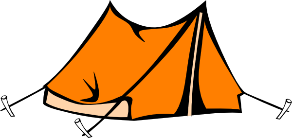 Tent And Campfire Clipart   Clipart Panda   Free Clipart Images