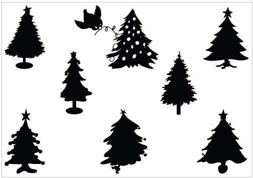 37327 3417894 Jpg Christmas Tree Silhouette Christmas Tree Silhouette