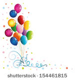 Balloons And Streamers Clip Arts Free Clipart   Clipartlogo Com