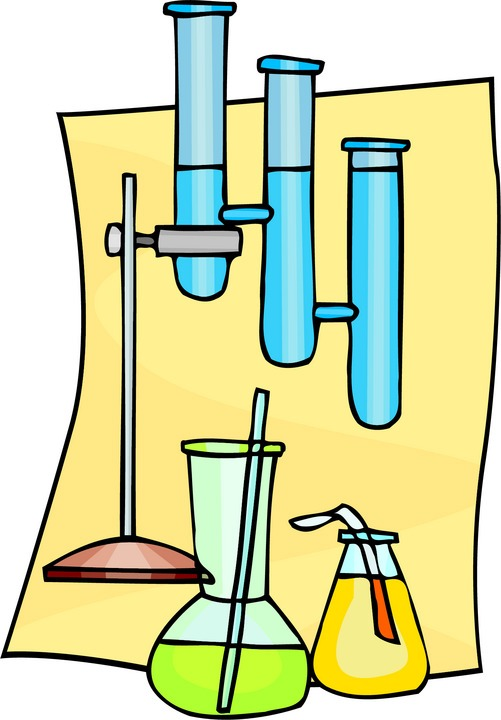 Chemistry Lab Equipment Clipart   Clipart Panda   Free Clipart Images