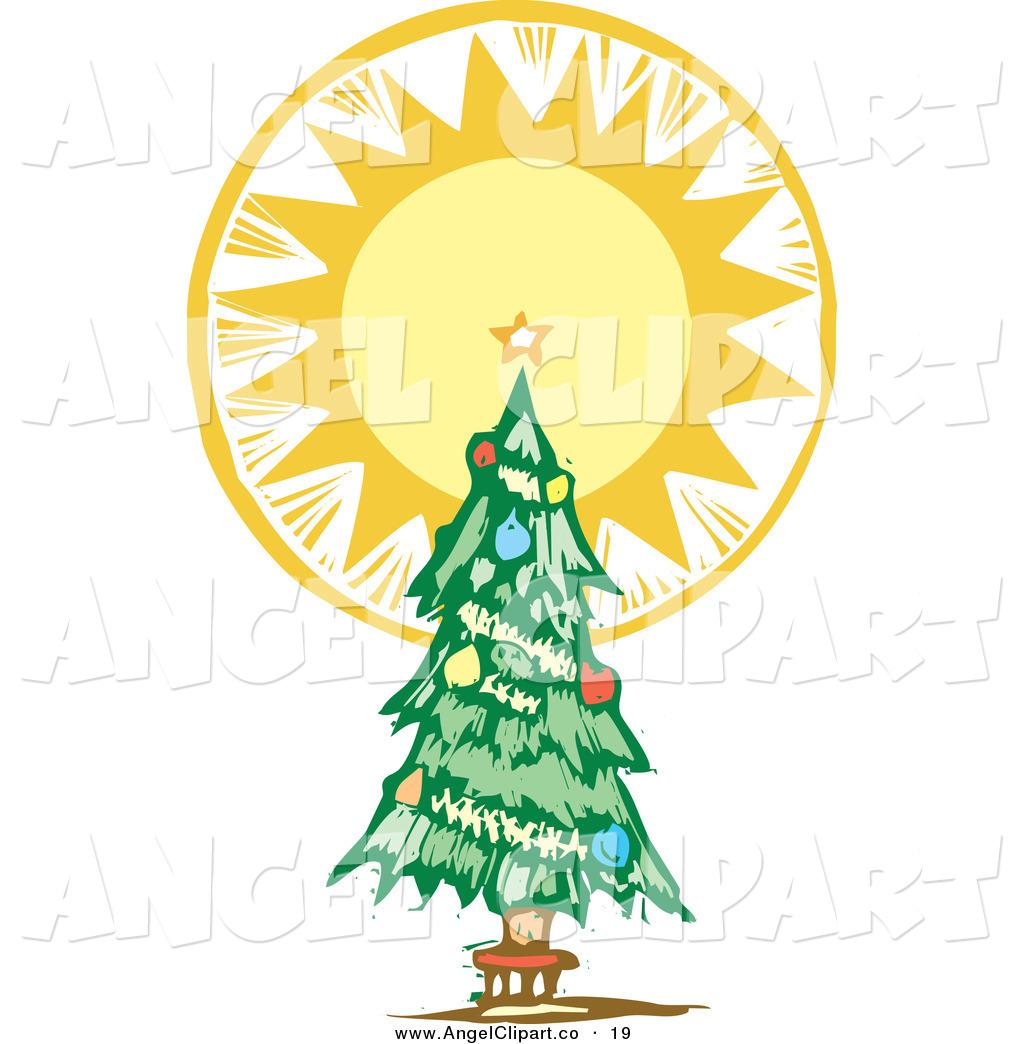 Christmas Tree Star Topper Clip