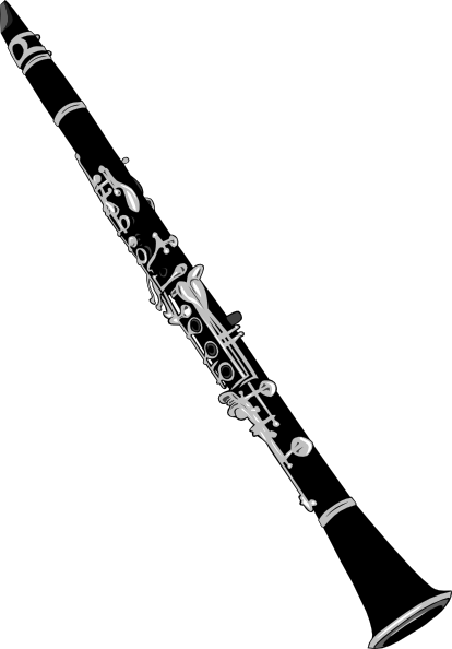 Clarinet Clip Art At Clker Com   Vector Clip Art Online Royalty Free