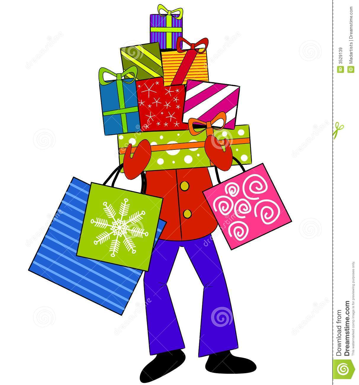 free clipart pictures of christmas presents - photo #35