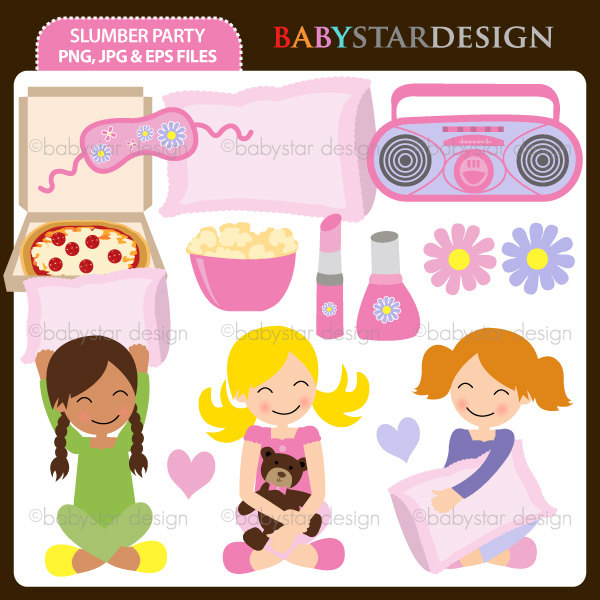 sleepover party clipart clipart suggest slumber party clip art free slumber party clipart free