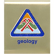 Cub Scout Academics   Geology Belt Loop And Pin