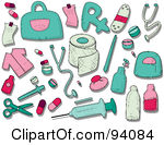 Emergency Collage Clip Art Clipart   Free Clipart