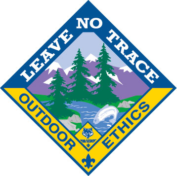 Leave No Trace Awareness Award