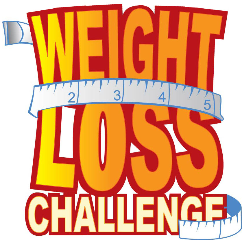 Weight Loss Challenge Clipart - Clipart Kid