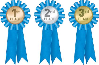 Contest 3rd-place Clipart - Clipart Suggest