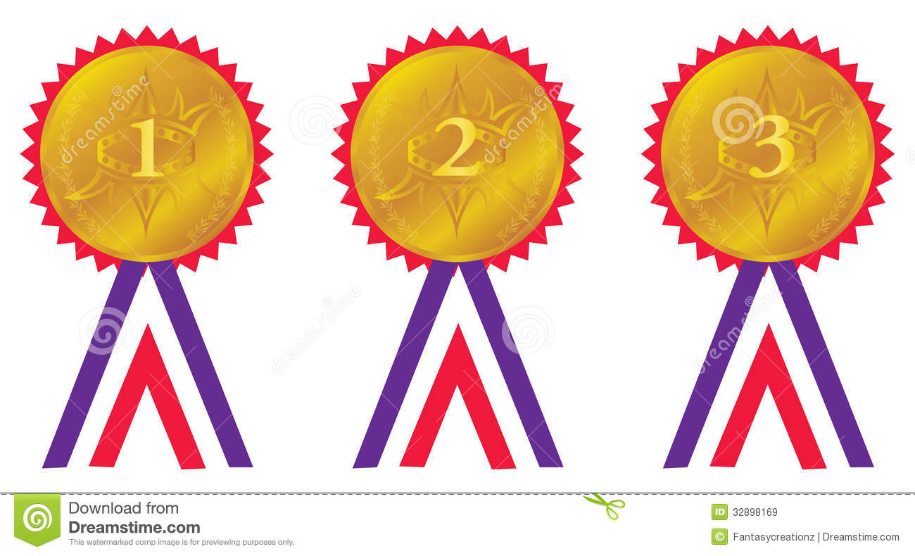 Fourth Place Award Clipart