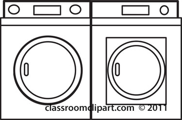 375 X 248   43 Kb   Jpeg Washer And Dryer Clip Art
