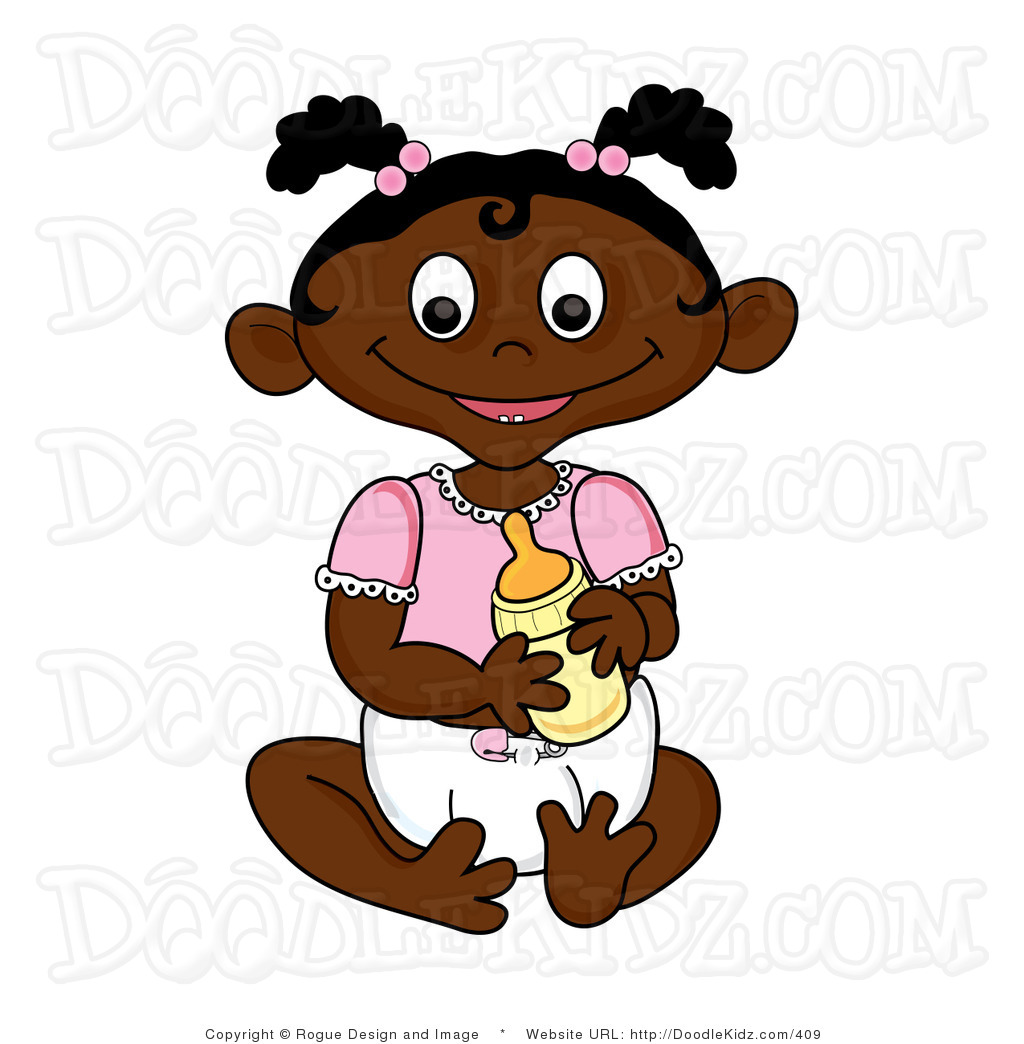 African American Girl Student Clipart   Clipart Panda   Free Clipart