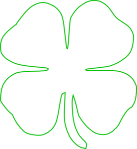 Get Lucky With Free Shamrock Clip Art