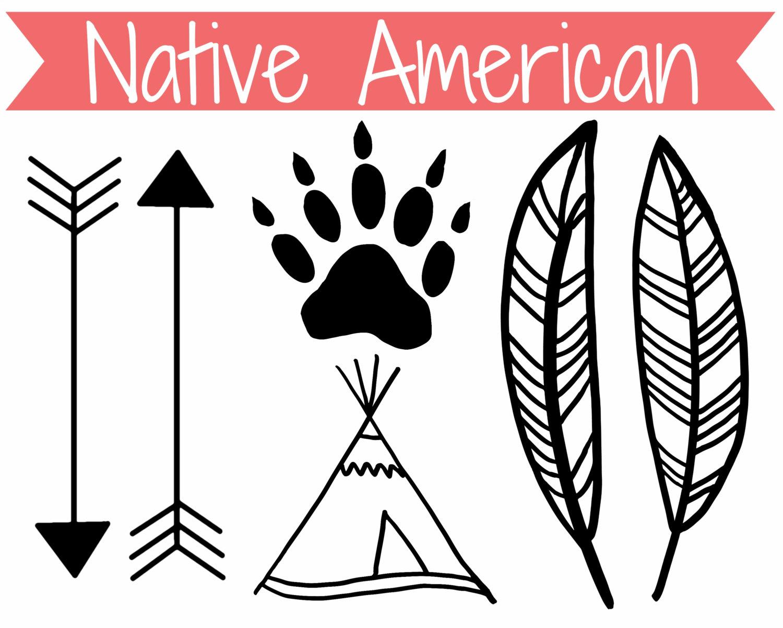 Native Designs Clip Art Free