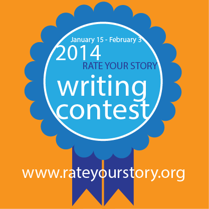Rate Your Story  2014 Writing Contest Winners