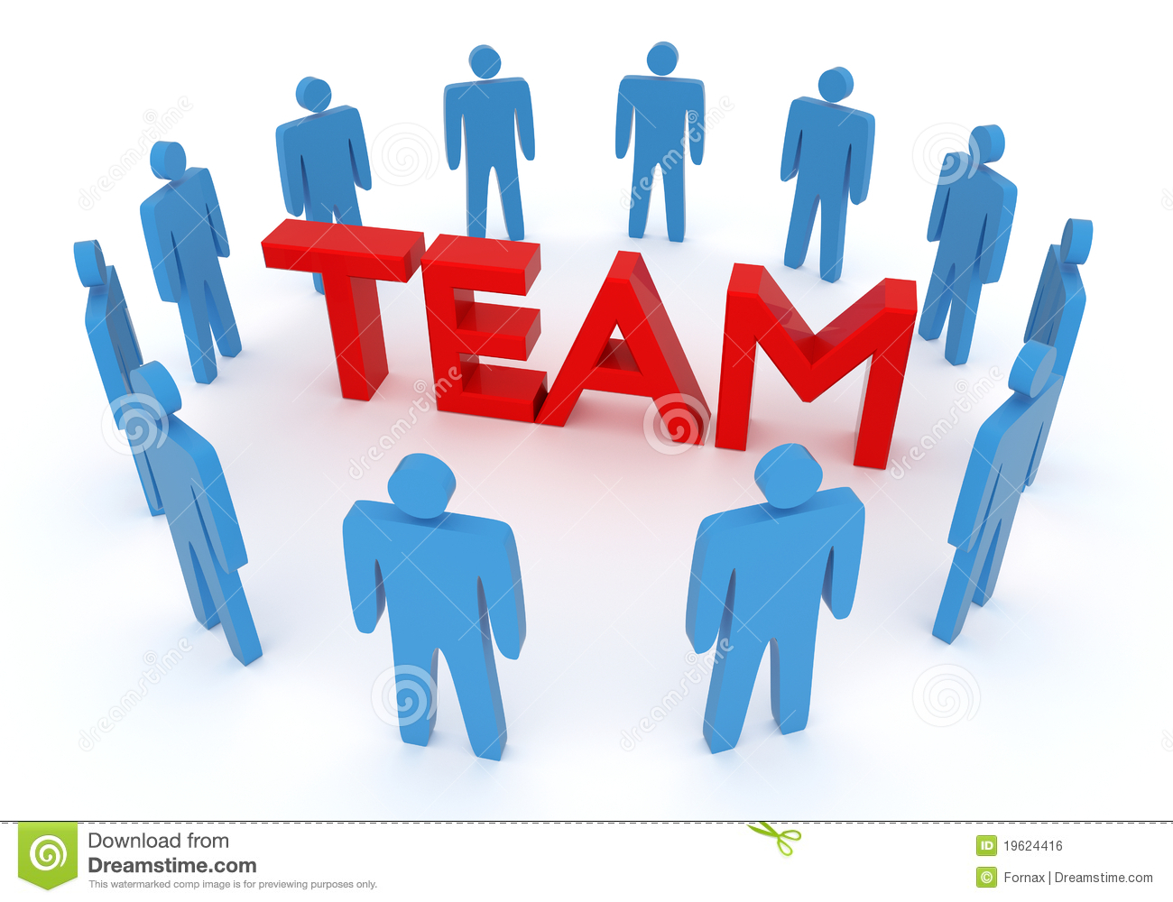 Teamwork Makes The Dream Work Clipart - Clipart Kid