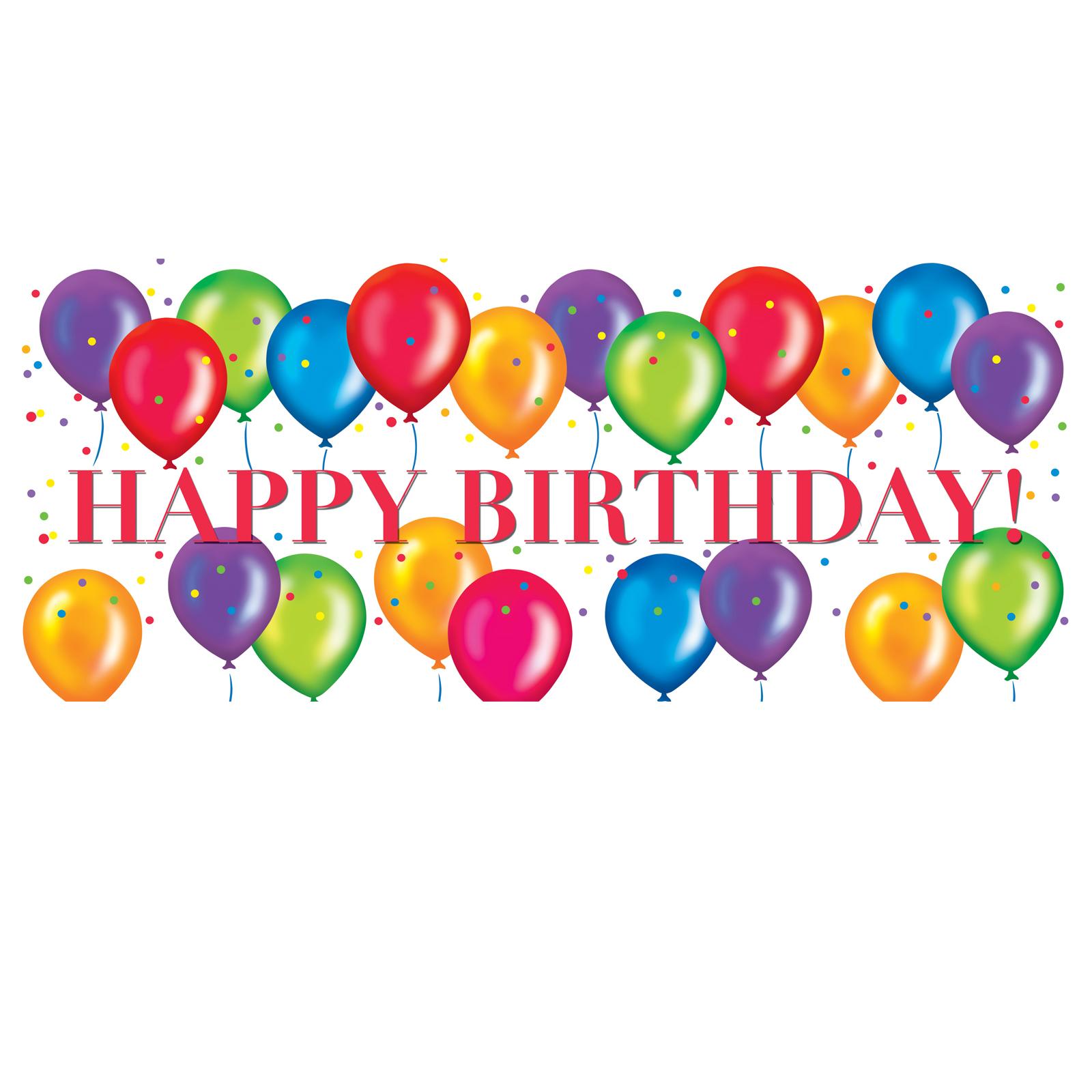 Happy Birthday Animated Clipart - Clipart Kid