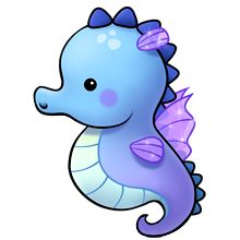 Baby Seahorse Clipart   Clipart Panda   Free Clipart Images