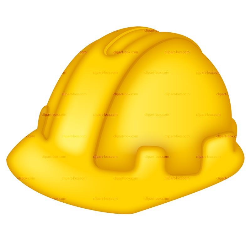 yellow hard hat clipart - photo #24
