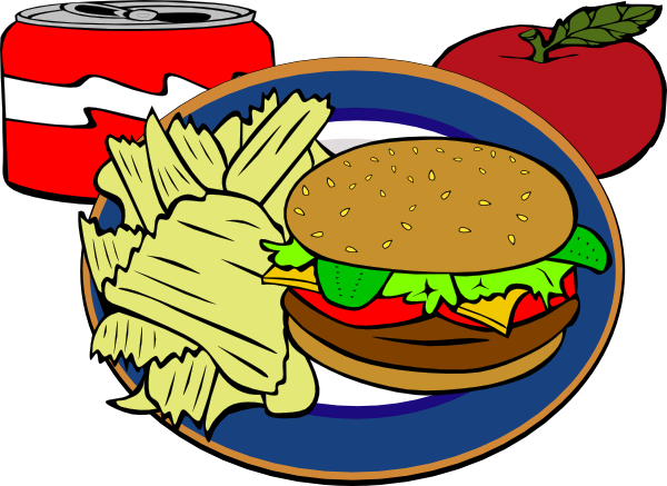 Fast Food Clip Art At Clker Com   Vector Clip Art Online Royalty Free