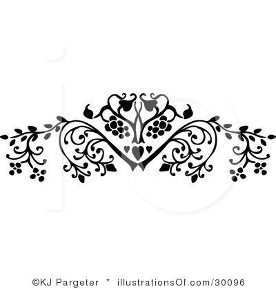 Wedding Flourish Clipart - Clipart Kid