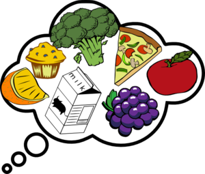 Food For Thought Clip Art At Clker Com   Vector Clip Art Online
