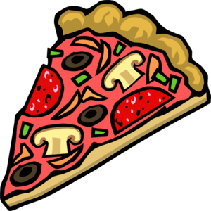 Food Pizza Clip Art At Clker Com   Vector Clip Art Online Royalty