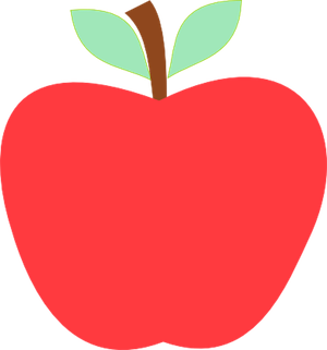 Cute Apple Clipart - Clipart Kid