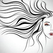 Hairdresser Clipart And Illustrations