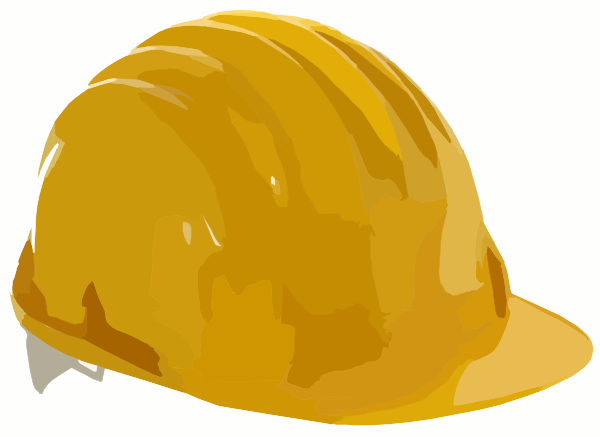 construction worker hat clipart - photo #18