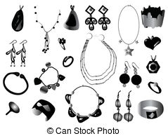 Jewelry Illustrations And Clipart  32183 Jewelry Royalty Free