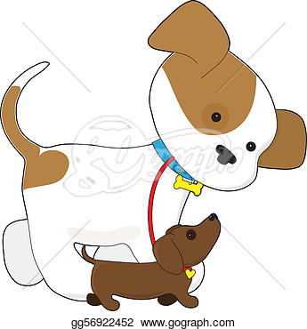 Clip Art Cute Puppy Clipart cute puppy clipart kid vector art walking a pup drawing gg56922452